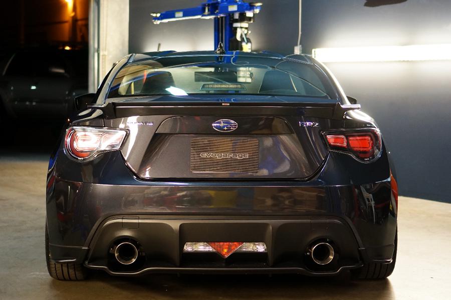 Subaru BRZ STI Aerokit