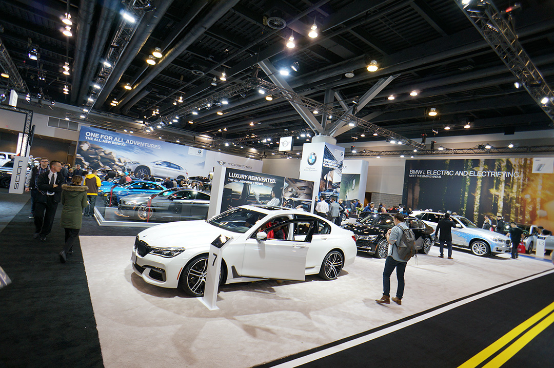 vancouver international autoshow