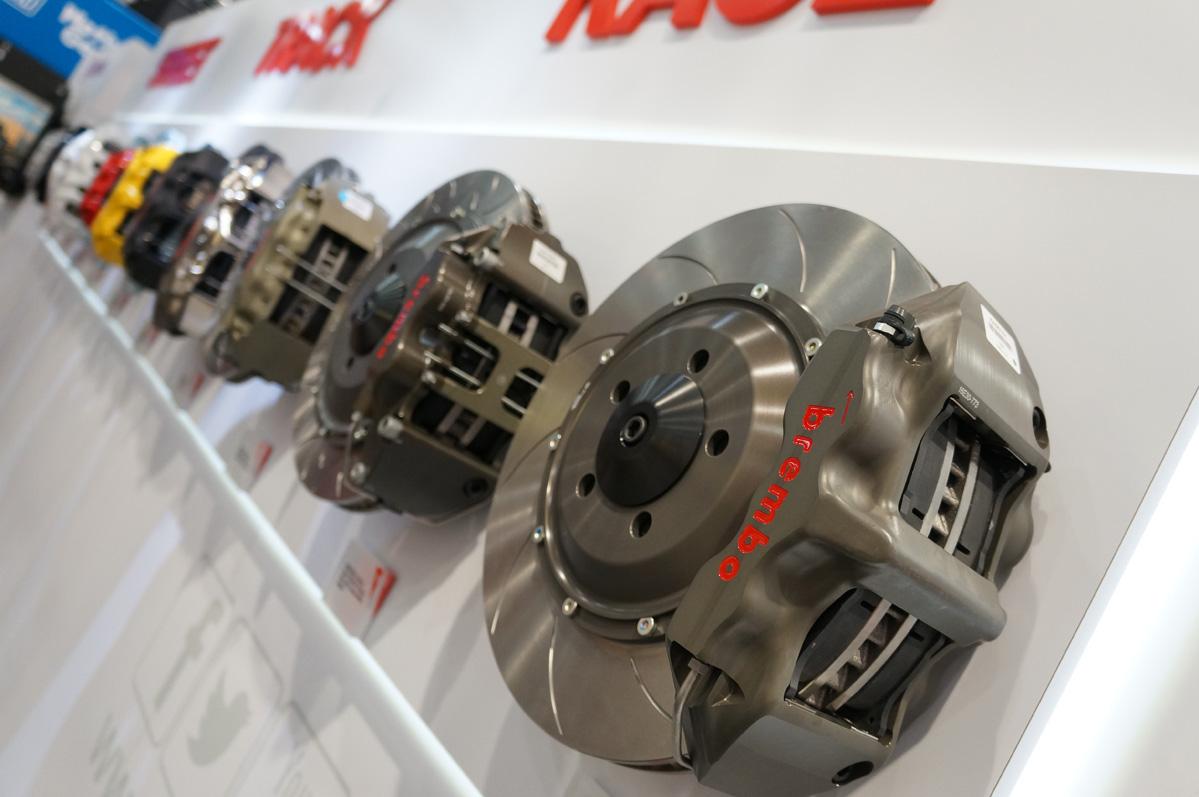 brembo high performance brakes