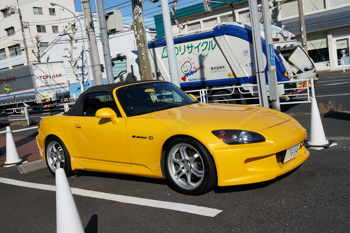 Honda S2000 Type S AP2